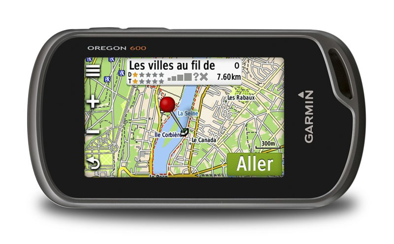 carte pour gps garmin oregon 600