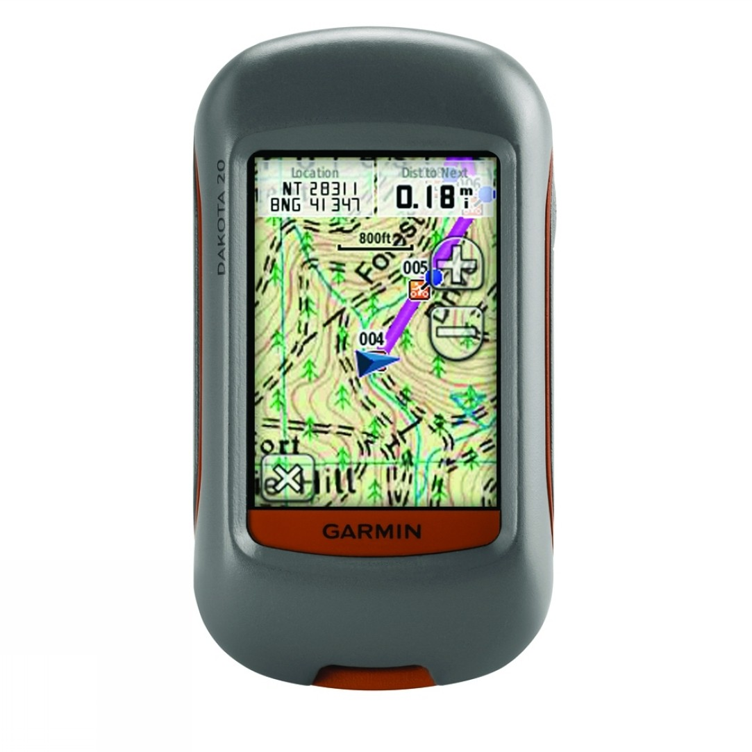 carte gps dakota 20