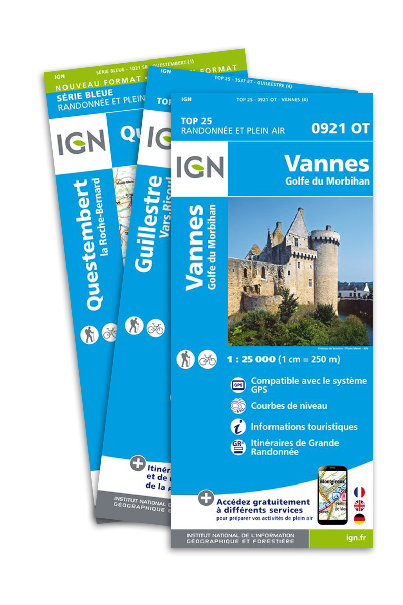 cartes-ign-top-25-serie-bleue