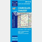 Courcelles/Chaussy (Gps)