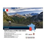 TOPO France v4 PRO - Sud Ouest