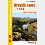 Brocéliande à pied - Recto