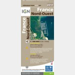 Oaci 941 Nord-Ouest 2017 Recto