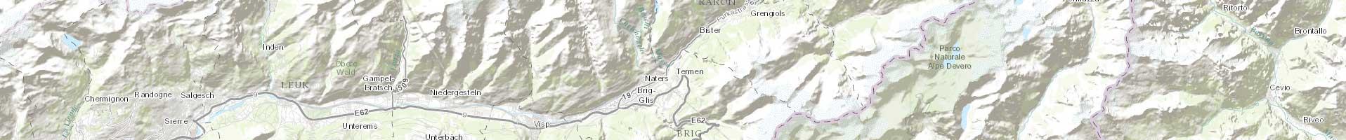 Carte topographique Monde / ESRI 4e niveau d'agrandissement