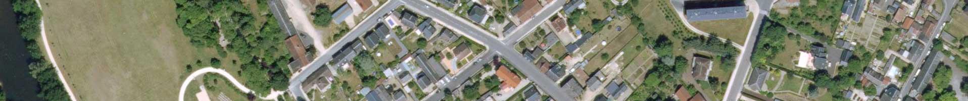 Photo aérienne IGN 5e niveau d'agrandissement